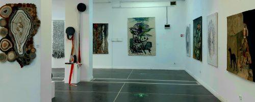 SIX T – TANGENȚE. Expoziția de artă textilă de la Galeria Orizont.