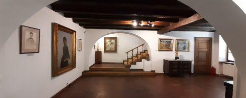 Colecția Serafina, Casa Melik și Theodor Pallady.