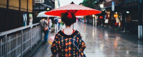 Vreme ciudată la Tokyo – Hiromi Kawakami.