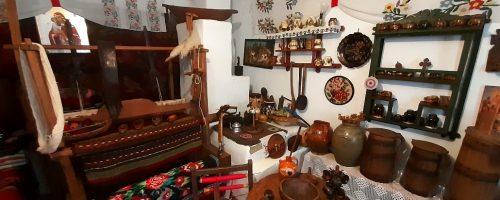 Muzeul cu suflet – o vizită la doamna Maria Dilimoț din Brebu -Pietriceaua.